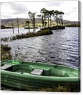 Highland Loch Canvas Print