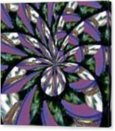 Highrise Kaleidoscope Canvas Print