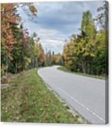 Highway 58 Canvas Print