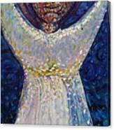 Hija De La Luna Canvas Print
