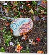Hiking Dreams Canvas Print