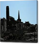 Hill Top Canvas Print