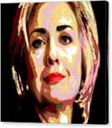 Hillary Canvas Print