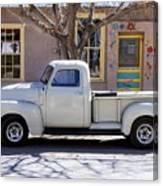 Hillsboro New Mexico 1949 Gmc 100 Canvas Print