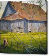 Hilltop Haven Canvas Print