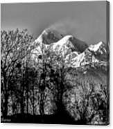 Himalaya ...the Trishul Peak Canvas Print