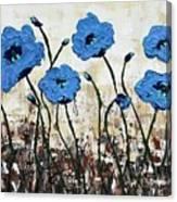 Himalayan Blues Canvas Print