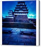 Himeji Castel Canvas Print