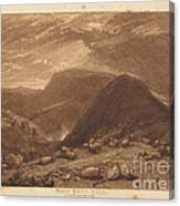 Hind Head Hill Canvas Print