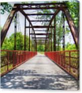 Hinkson Creek Bridge Canvas Print