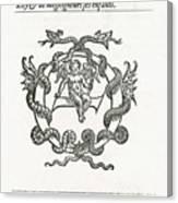 Hippocratic Corpus Canvas Print