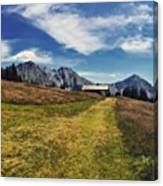 #hirzer #altoadige #südtirol #mountain Canvas Print