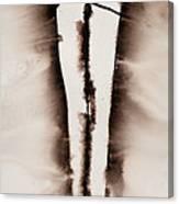 His Embrace Divine Love Series No. 1287 Canvas Print