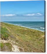 Historic Coast Canvas Print