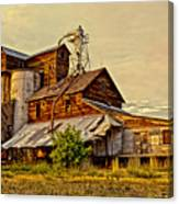Historic Fairview Mill Canvas Print