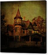 Historic House Canvas Print