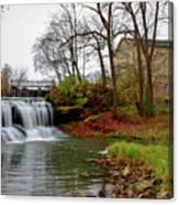 Historic Mill Canvas Print