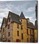Historic Sarlat - La - Caneda France Canvas Print