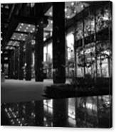 Historic Seagram Building - New York City Canvas Print