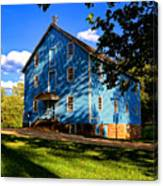 Historic Walnford Gristmill Canvas Print