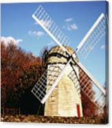 Historical Windmill Canvas Print