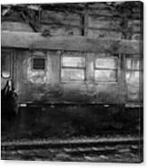 History Train Canvas Print