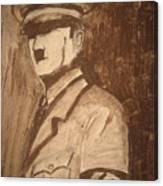 Hitller Canvas Print