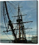 Hms Surprise Canvas Print