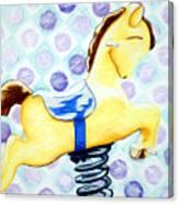 Hobby Horse 2 Canvas Print