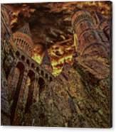 Hogwarts Castle Canvas Print