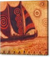 Hokulea 10 Canvas Print