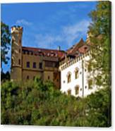 Holenschwangau Castle 3 Canvas Print