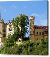 Holenschwangau Castle 4 Canvas Print