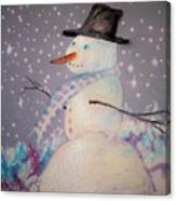 Holiday Magic Canvas Print