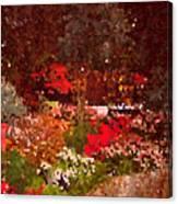 Holiday Mosaic Canvas Print