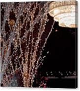Holiday Wonderland Of Lights 2 Canvas Print