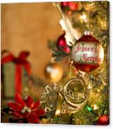 Holiday's 2 Canvas Print