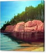 Holland Cove Canvas Print