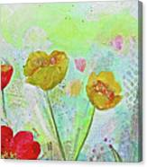 Holland Tulip Festival II Canvas Print