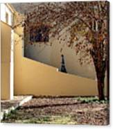 Holy Grounds Rota Spain Canvas Print