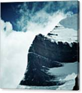 Holy Kailas West Slop Himalayas Tibet Artmif.lv Canvas Print