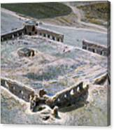 Holy Land: Caravansary Canvas Print