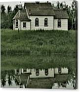 Holy Pond Canvas Print