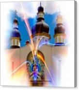 Holy Trinity Cathedral  Canvas Print