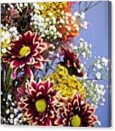 Holy Week Flowers 2017 4 Canvas Print