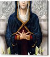 Holy Woman Canvas Print
