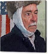 Homage To Van Gogh Two Canvas Print