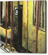 Home Corner Canvas Print