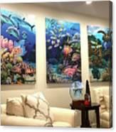Home Decorations Canvas Print
