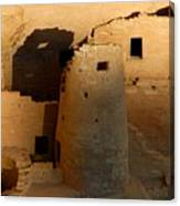 Home Of The Anasazi Canvas Print
